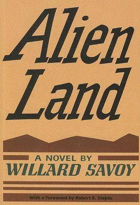 Alien Land - The Northeastern Library of Black Literature (Paperback)