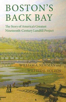 Boston's Back Bay (Paperback)