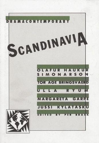 Drama Contemporary: Scandinavia (Paperback)