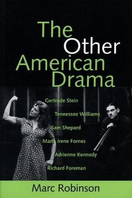 The Other American Drama (Paperback)