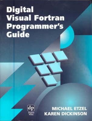 Digital Visual Fortran Programmer's Guide - HP Technologies (Paperback)