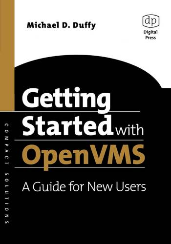 Getting Started with OpenVMS: A Guide for New Users - HP Technologies (Paperback)
