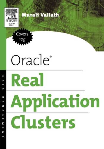 Oracle Real Application Clusters (Paperback)