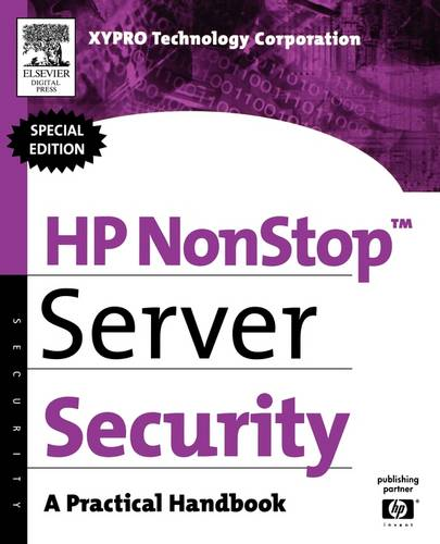 HP NonStop Server Security: A Practical Handbook - HP Technologies (Paperback)