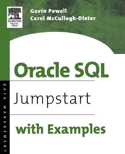 Oracle SQL: Jumpstart with Examples (Paperback)