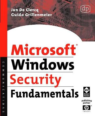 Microsoft Windows Security Fundamentals: For Windows 2003 SP1 and R2 (Paperback)