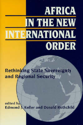 Africa in the New International Order: Rethinking State Sovereignty and Regimal Security (Paperback)