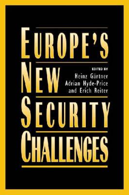 Europe's New Security Challenges (Hardback)