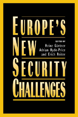 Europe's New Security Challenges (Paperback)