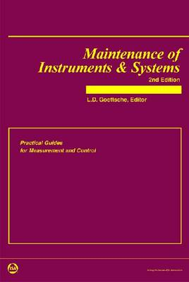 Maintenance of Instruments and Systems (Hardback)