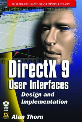 DirectX 9 User Interfaces: Design and Implementation (Paperback)