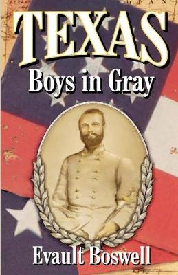Texas Boys In Gray (Paperback)