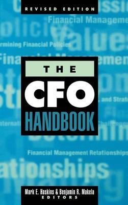 The CFO Handbook (Paperback)