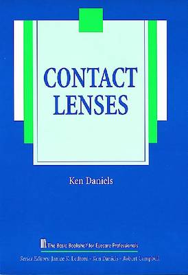 Contact Lenses - The Basic Bookshelf for Eyecare Professionals (Paperback)