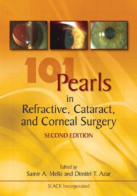 101 Pearls in Refractive, Cataract, and Corneal Surgery (Paperback)