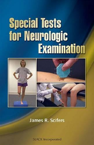 Special Tests for Neurologic Examination (Paperback)