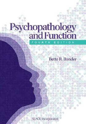Psychopathology and Function (Hardback)