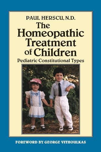 Homeopathic Treat. Children (Paperback)