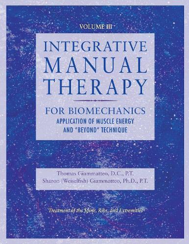 Integrative Manl Therapy V 3 (Hardback)