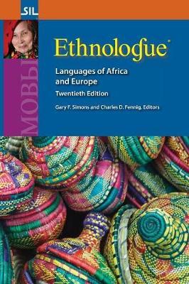 Ethnologue: Languages of Africa and Europe (Hardback)