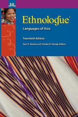 Ethnologue: Languages of Asia (Hardback)