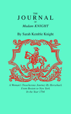 The Journal of Madame Knight (Paperback)
