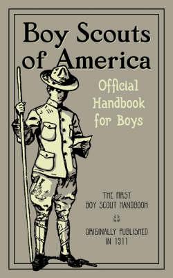 Official Handbook for Boys (Paperback)