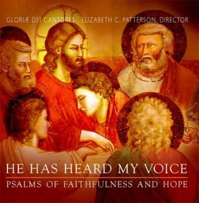 He Has Heard My Voice: Psalms of Faithfulness and Hope (CD-Audio)