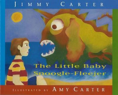The Little Baby Snoogle- Fleejer (Hardback)