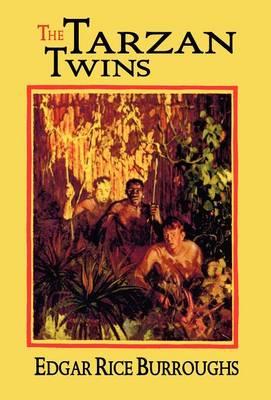 The Tarzan Twins (Hardback)