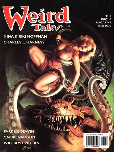 Weird Tales 338 (Magazine) (Paperback)