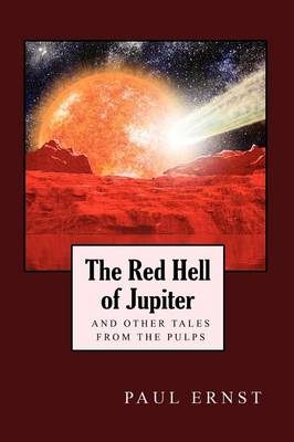 The Red Hell of Jupiter (Paperback)