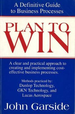 Plan to Win: Definitive Guide to Business Processes - Ichor Business Books (Paperback)