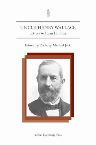 Uncle Henry Wallace: Letters to Farm Families (Paperback)