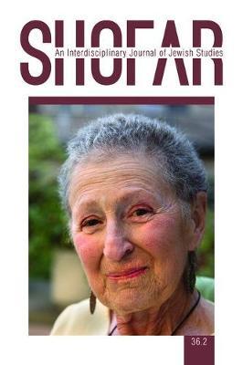 Shofar 36-2: An Interdisciplinary Journal of Jewish Studies (Paperback)