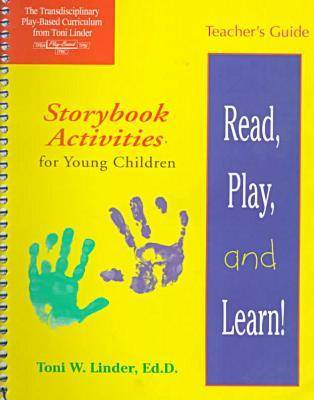 Read, Play and Learn!: Storybook Activities for Young Children (Paperback)