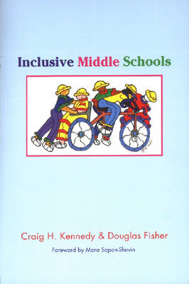 Inclusive Middle Schools (Paperback)