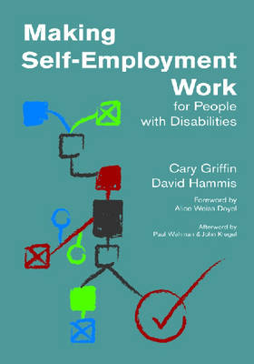 Making Self-Employment Work for People with Disabilities (Paperback)