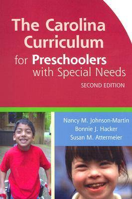 The Carolina Curriculum for Preschoolers with Special Needs (CCPSN) (Spiral bound)