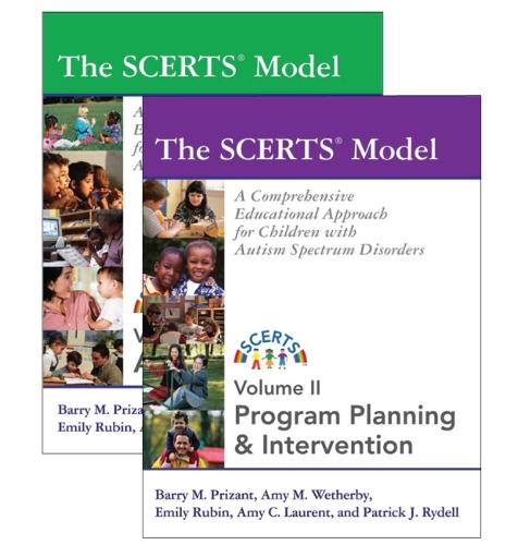 The SCERTS (R) Model: A Comprehensive Educational Approach for Children with Autism Spectrum Disorders (Paperback)