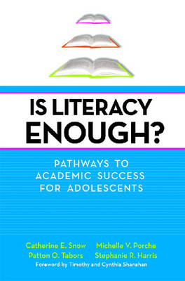 Is Literacy Enough? (Paperback)