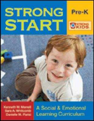 Strong Start Pre-K: A Social and Emotional Learning Curriculum for Students in Pre-K (Spiral bound)