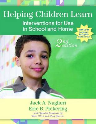 Helping Children Learn: Intervention Handouts for Use in School and at Home (Paperback)