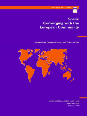 Spain Converging with the European Community - Occasional paper (Paperback)