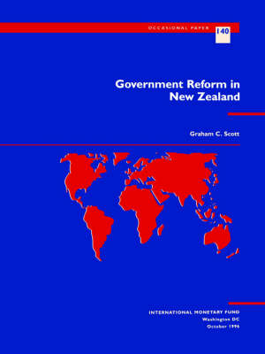 Government Reform in New Zealand - Occasional Paper (Paperback)