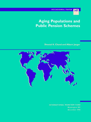 Aging Populations and Public Pensions Schemes - Occasional Paper (Paperback)