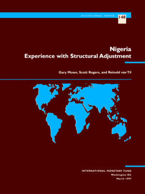 Nigeria: Experience with Structural Adjustment - Occasional Paper (Paperback)