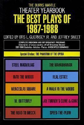 Best Plays of 1987-1988 - Best Plays (Hardback)