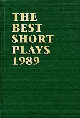 Best Short Plays 1989 (Hardback)