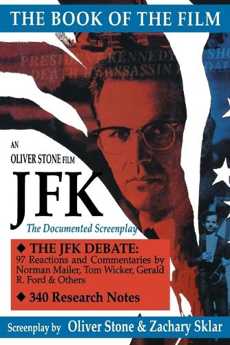 """JFK"": The Book of the Film - Applause Screenplay Series (Paperback)"
